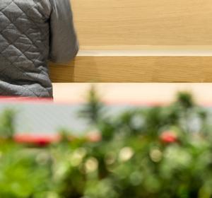 """<span>Área de descanso """"La Maquinista""""</span><i>→</i>"""